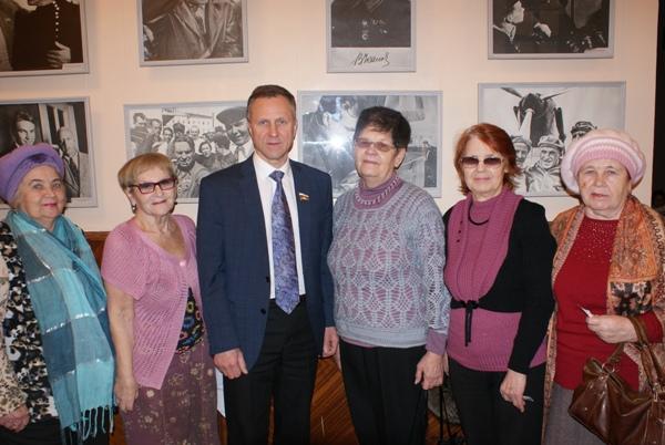 Андрей Тарасов принял участие в мероприятии в рамках Декады инвалидов