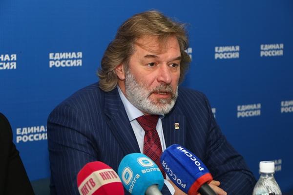 Табачников оставляет пост секретаря нижегородского реготделения «Единой России»