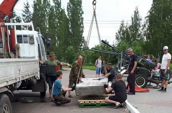 В Нижнем Новгороде торжественно откроют памятник советским воинам-освободителям, перевезенный из Польши