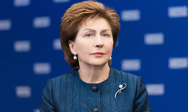 Галина Карелова: «В партийном проекте «Старшее поколение» программы активного долголетия будут актуализированы»