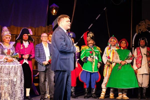 Арзамасский театр драмы открыл новый сезон премьерой спектакля  «Левша» при поддержке партпроекта «Культура малой Родины»