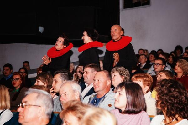 Партийный проект «Культура малой Родины» принес очередные награды Арзамасскому театру драмы