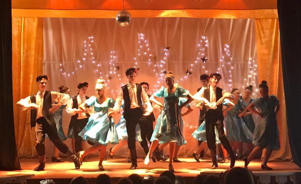«Гармония разнообразия»: в поселке Березовая пойма состоялся фестиваль детского творчества