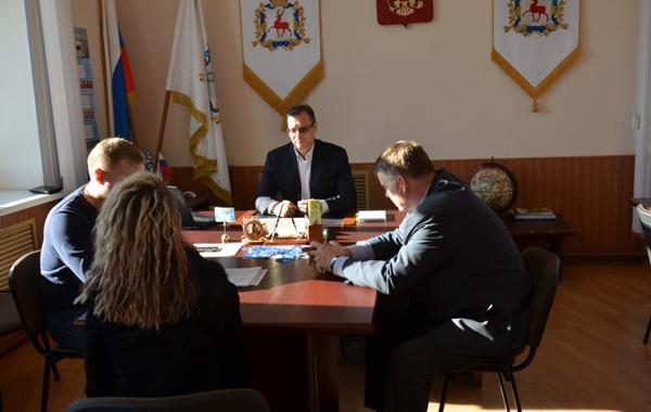 Александр Тимофеев оказал помощь в открытии специализированной площадки для детей с особенностями в развитии