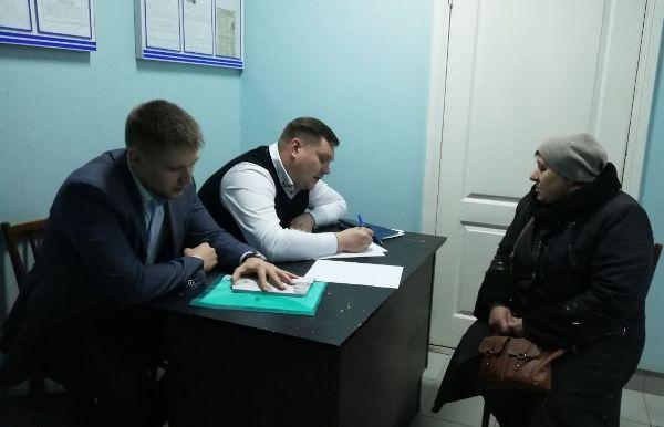 В Арзамасе прошла Неделя приемов граждан Партии