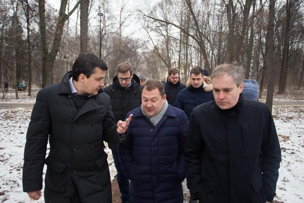 Денис Москвин: «Для нас было принципиально важно привести парк «Дубки» к полному преображению»