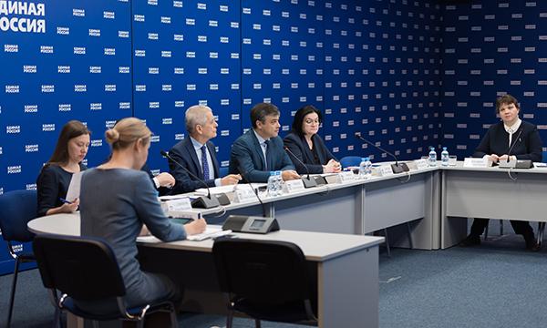 Дмитрий Морозов: «Детское здравоохранение в России имеет исторический шанс совершить рывок в развитии»