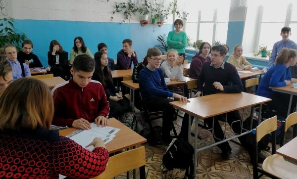 «Интернет должен быть полезным!»: кулебакские сторонники провели «Кибер-Квиз» для старшеклассников